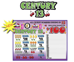 Century 13 Jar Tickets