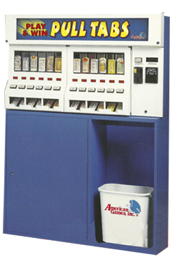 Pull-Tab Dispenser – Maxim 8400