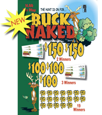 Buck Naked Jar Tickets