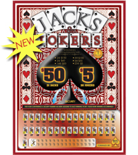Jacks And Jokers Jar Tickets