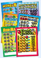 Pull Tabs, Stamp Machines and Dispensers