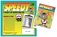 Speedy Seal Cards
