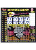 Keystone Jackpot Punch Board